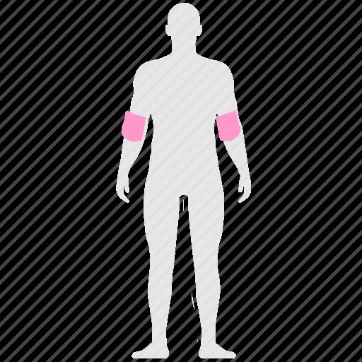 bone, health, human, joint, pain icon