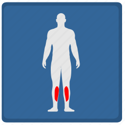 body, human, legs, pain, ray, x icon