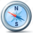 browser, compas, compass, direction, map, navigate, navigation, safari icon