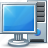 apple, computer, laptop, monitor, screen icon
