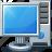 apple, computer, laptop, monitor, screen icon