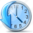 case, clear, clock, delete, frame, history, hourglass, time, url, watch icon