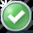 accept, check, checkmark, correct, green, ok, right, success, tick, yes icon