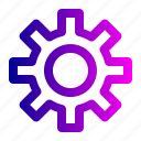 cogs, gear, set, setting, wheel icon