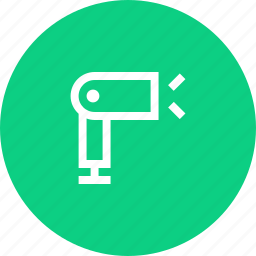air, blower, leaf, vacuum icon