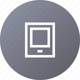 ipod, music, personal, player icon