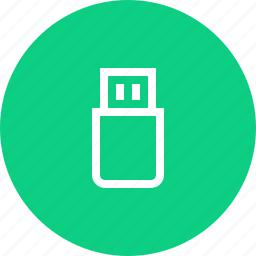 data, drive, pendrive, usb icon