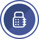access, key, lock, password icon