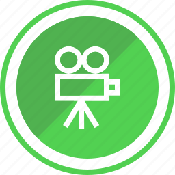 camcorder, camera, recorder, video icon