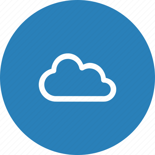 cloud, clouds, forecast, weather icon