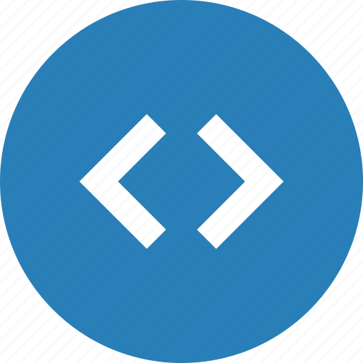 code, coding, html, tag icon