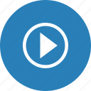 media, music, player, step, video icon