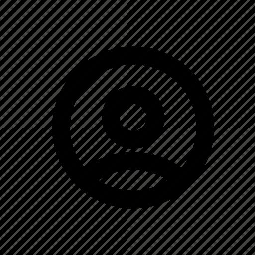 app, app icon, avatar, basic, basic ui, button, button icon, man, mobile, person, profile, ui, ui element, user, user photo, ux, web, web icon icon