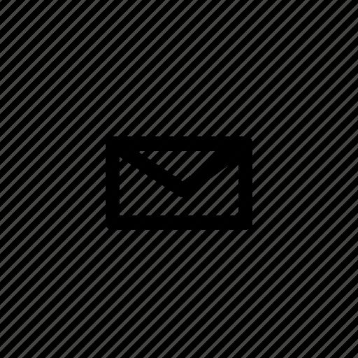 communication, conversation, email, envelope, letter, mail, message icon