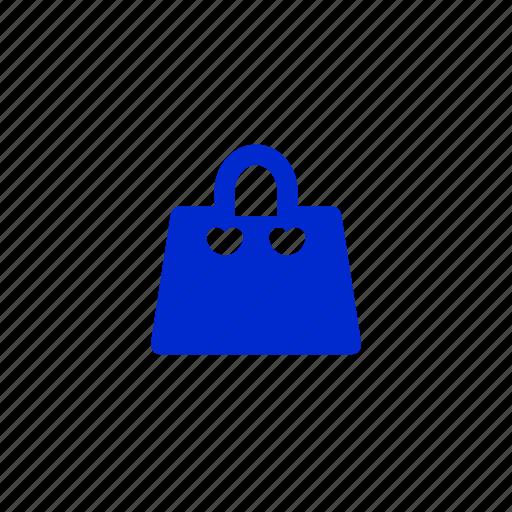 basket, case, handbag, hop, purse, shopping icon