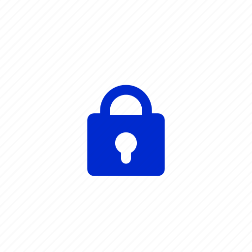 lock, password, privacy, protection, safety, security icon
