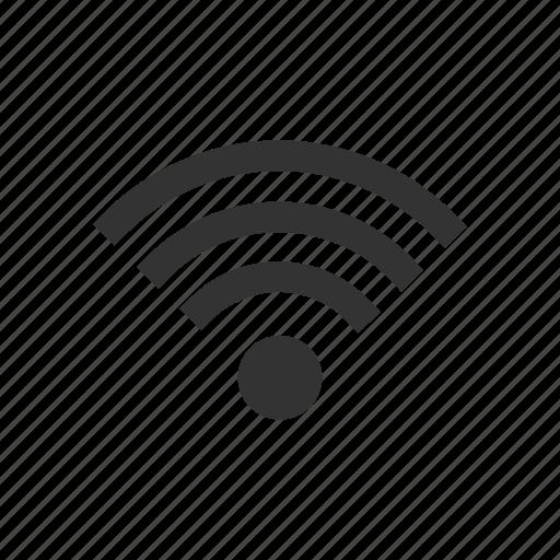 internet, network, signal, wifi icon