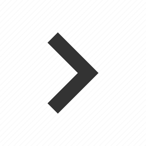 arrow, east, forward, next, right icon
