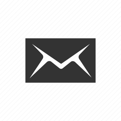 email, letter, mail, message, send icon