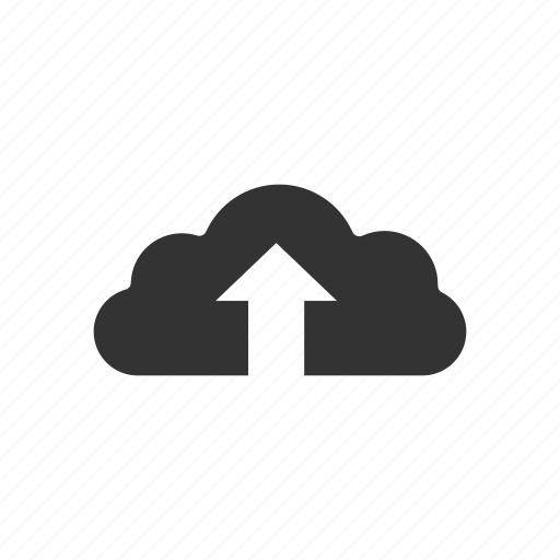 cloud, control, data, player, up, upload icon
