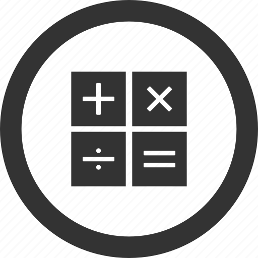 accountant, accounting, calculate, calculation icon