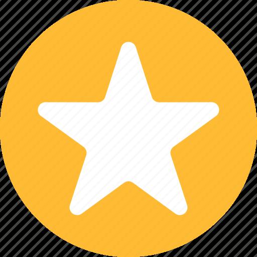 badge, best, bookmark, favorite, like, yellow icon