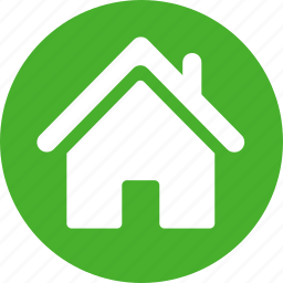 building, estate, green, home, house, real icon