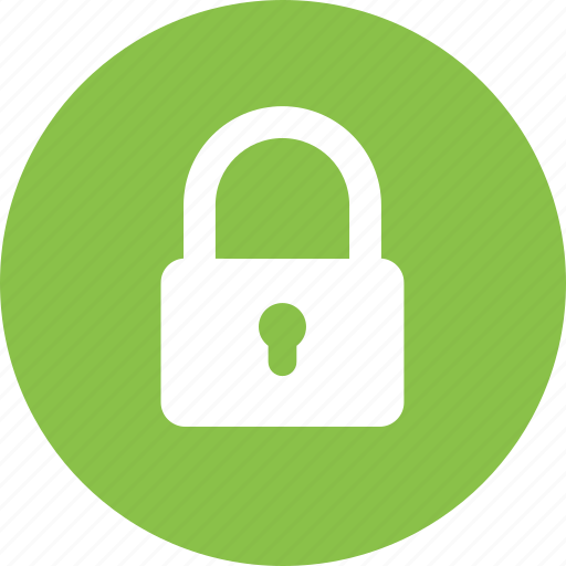 lock, locked, password, private, safe, secure, security icon