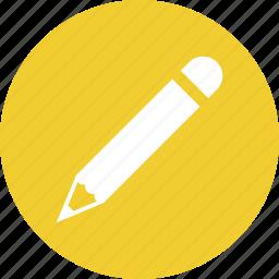 design, edit, pen, pencil, write icon