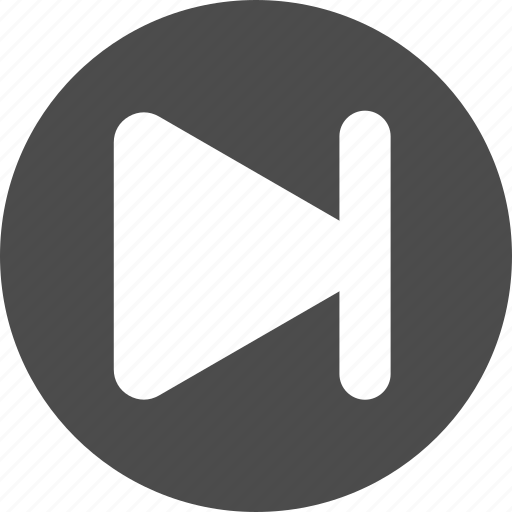 arrow, circle, forward, next, right icon