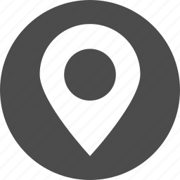 gps, location, map, navigation, pin icon