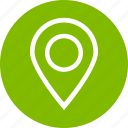 gps, location, map, marker, navigation, pin