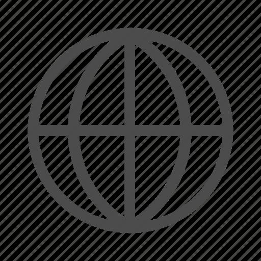 earth, global, globe, location, marker, navigation icon
