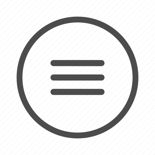 checklist, circle, feedlist, playlist, tasks icon