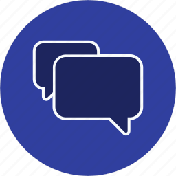 chat, conversation, message icon