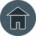 browser, building, home, house icon