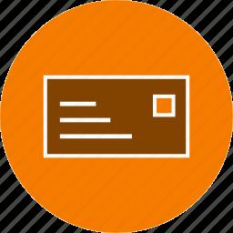 id, id card, identity card icon