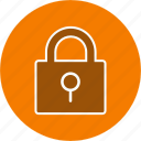 lock, locker, padlock, password, secret icon