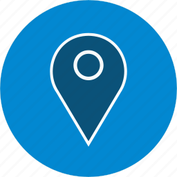 gps, map, mapping, pin, pinpoint, shadow icon