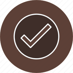 agree, contract, survey, validate, validation icon