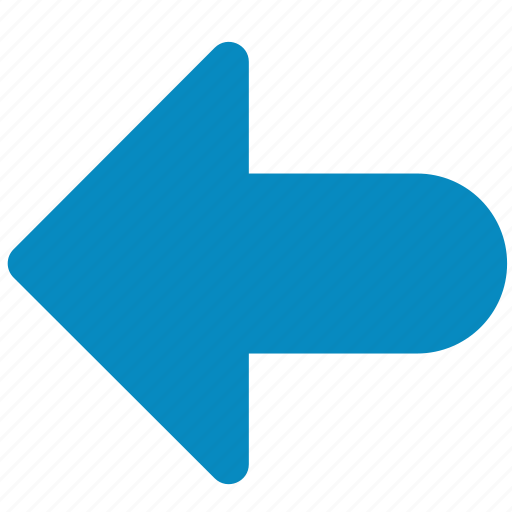 arrow, back, backward, before, direction, left, previous icon