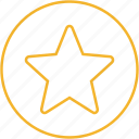 rating, star, bookmark, review, favorite, rank, rate icon