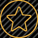 bookmark, favorite, rank, rate, rating, review, star