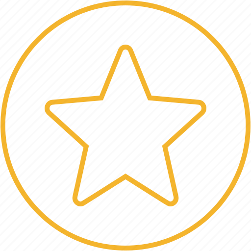 bookmark, favorite, rank, rate, rating, review, star icon