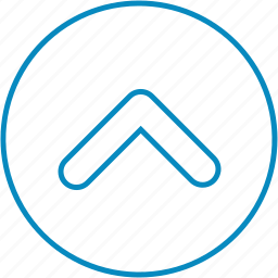 above, arrow, direction, up, upward icon