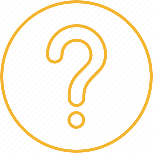 ask, faq, help, info, information, question, support icon