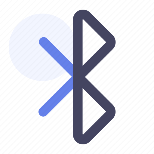 bluetooth, communication, connection, device, wireless icon