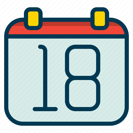 Calendar, date, event, important icon - Download on Iconfinder