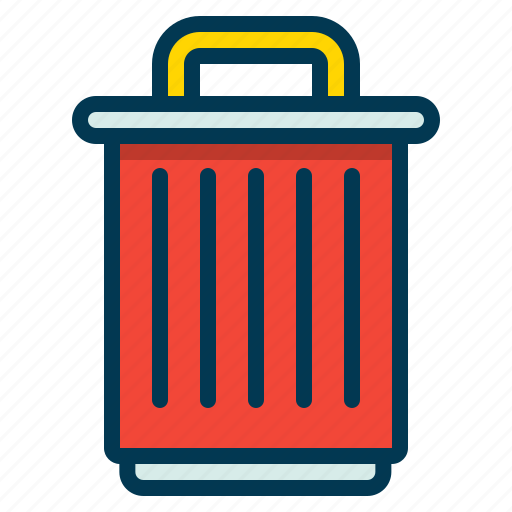 Delete, recycle, remove, trash icon - Download on Iconfinder