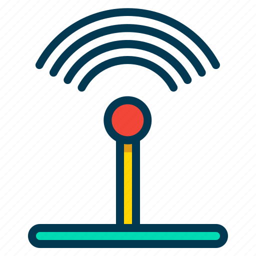 Internet, network, signal, wifi icon - Download on Iconfinder